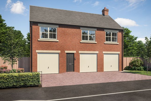 Thumbnail Flat for sale in Meadow Hill, Throckley