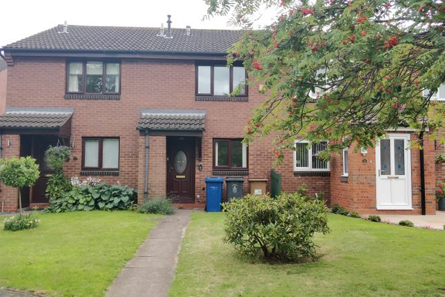 Thumbnail Terraced house to rent in Bloomsbury Way, Lichfield
