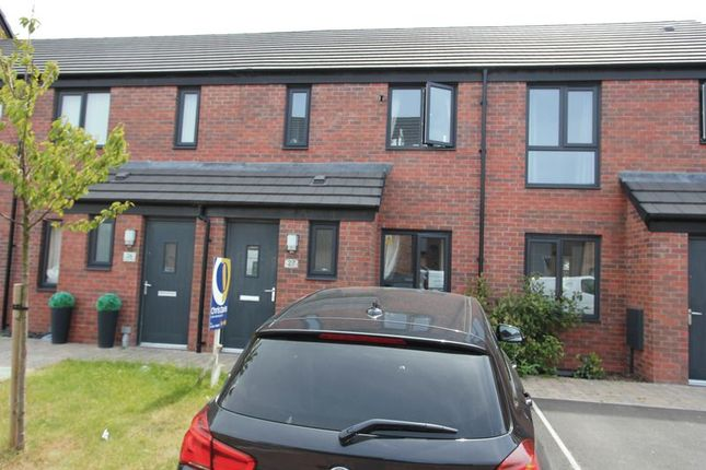 Thumbnail Semi-detached house for sale in Harbour Walk, Barry
