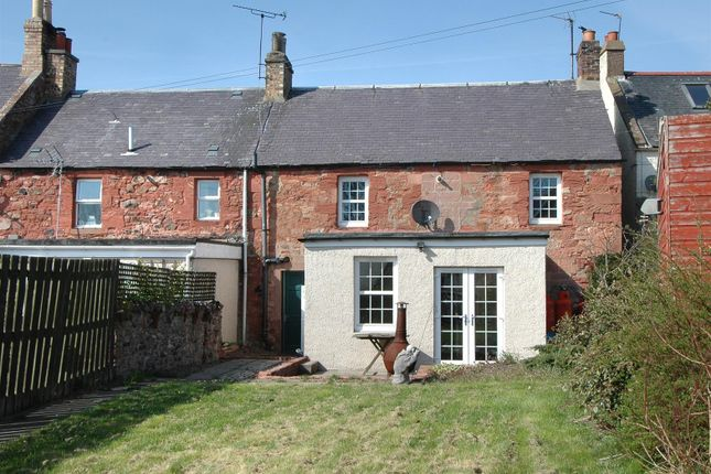Thumbnail Semi-detached house for sale in West High Street, Greenlaw, Duns