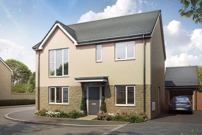 Thumbnail Detached house for sale in Egstow Park, Off Derby Road, Clay Cross, Chesterfield
