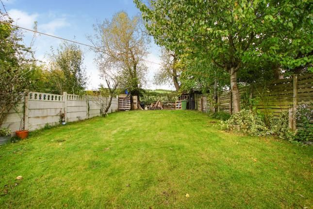 Garden of Riding Barn Hill, Wick, Bristol, South Gloucestershire BS30