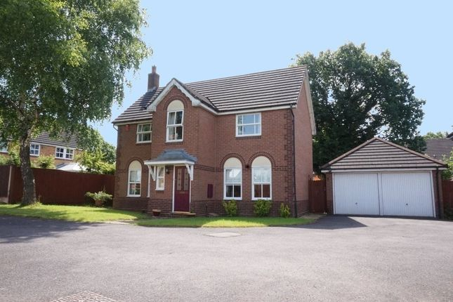 Thumbnail Detached house for sale in Warrington Close, Walmley, Sutton Coldfield