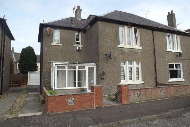 Thumbnail Flat to rent in Oswald Avenue, Grangemouth