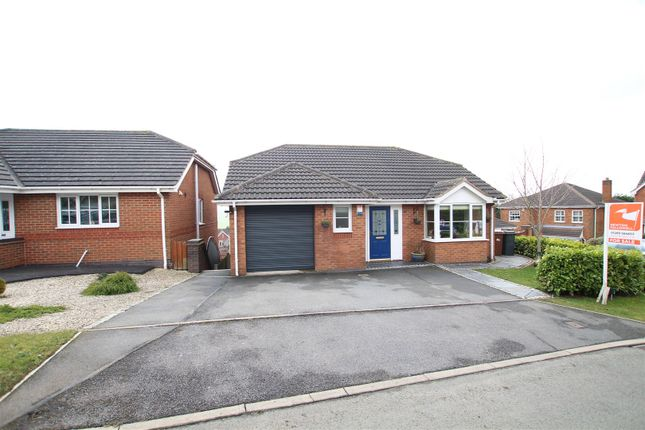 Thumbnail Detached house for sale in Newby Close, Stapenhill, Burton-On-Trent