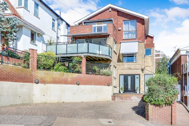 Thumbnail Detached house for sale in Hadleigh Road, Leigh On Sea, Essex