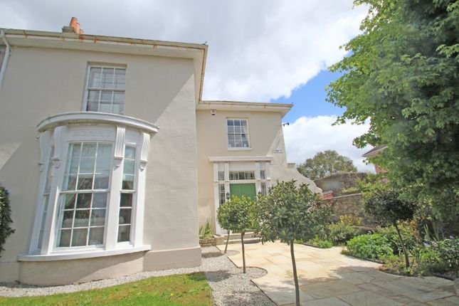 Thumbnail Semi-detached house for sale in Stoke, Plymouth