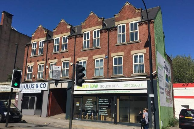 Office to let in 755 - 761 Attercliffe Road, Sheffield