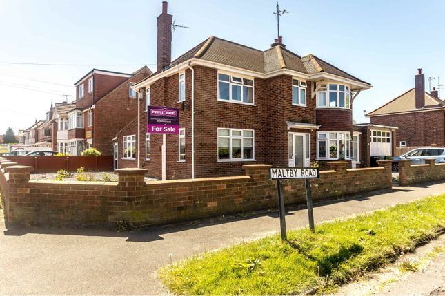 Thumbnail Detached house for sale in Maltby Road, Skegness