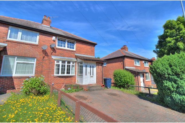 Thumbnail Semi-detached house for sale in Heddon View, Blaydon-On-Tyne
