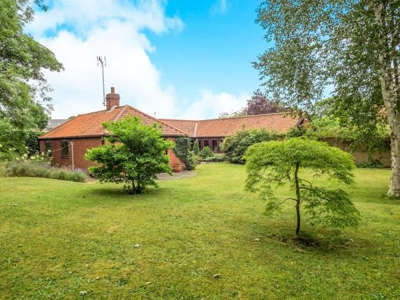 Thumbnail Bungalow for sale in Bramleys, 10A, Redhill Road, Arnold