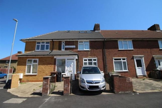 Thumbnail Terraced house to rent in Marlborough Road, Becontree, Essex