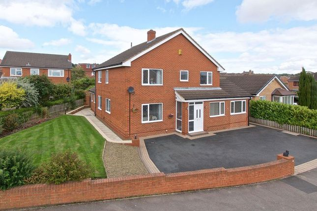 Thumbnail Detached house for sale in Upper Green Way, Tingley, Wakefield