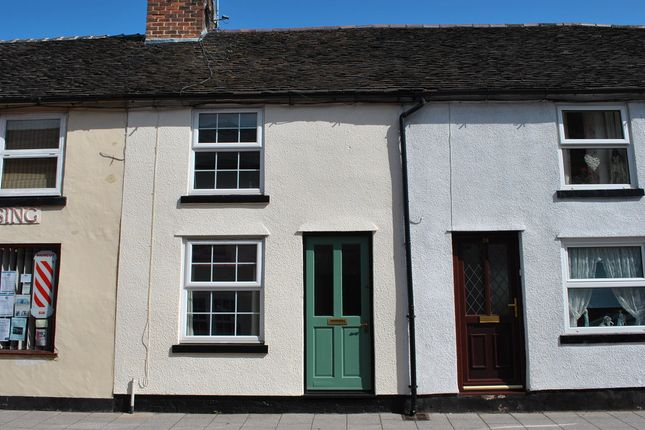 Thumbnail Terraced house to rent in Green End, Whitchurch, Shropshire