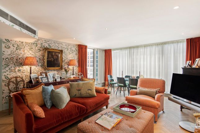 2 bed flat for sale in Regency House, Imperial Wharf, London SW6