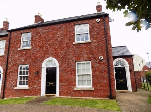 Thumbnail Flat to rent in Breton Road, Lisburn