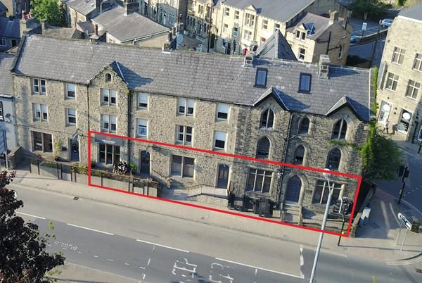 Thumbnail Commercial property for sale in Restaurant Bar & Barbers, The Moyles Building, New Road, Hebden Bridge