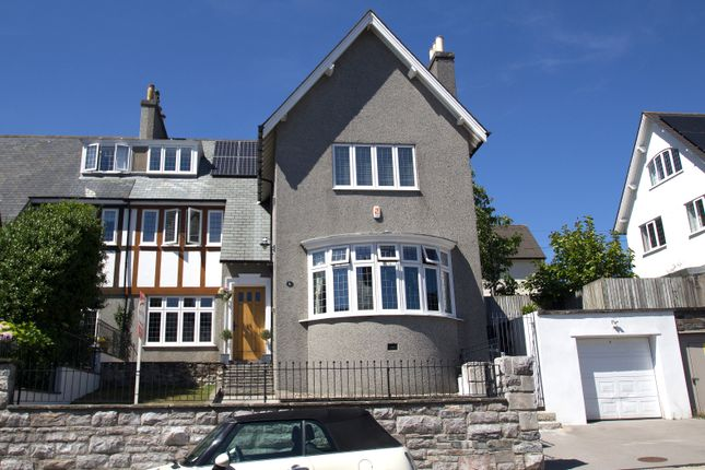 Thumbnail Semi-detached house for sale in Vapron Road, Plymouth
