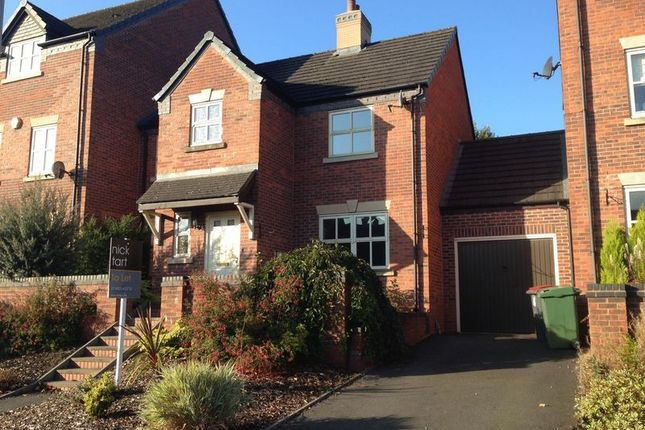 Thumbnail Terraced house to rent in Glendale, Lawley Village, Telford