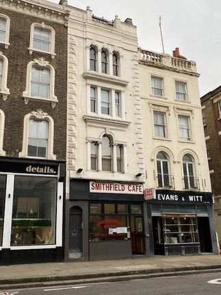 Thumbnail Restaurant/cafe for sale in Barbican, London