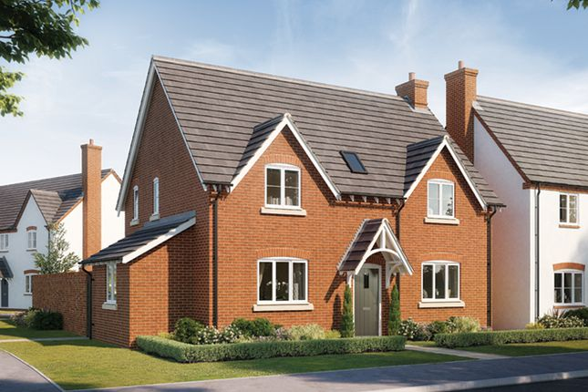 Thumbnail Detached house for sale in The Loseley, Millbrook Grange, Cottingham Drive, Moulton