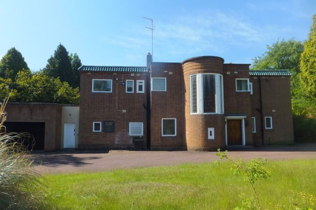 Thumbnail Detached house for sale in Talbot Avenue, Little Aston, Sutton Coldfield