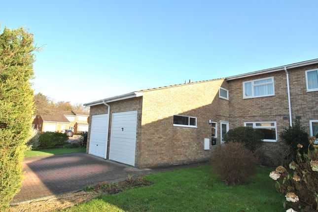 Thumbnail Terraced house to rent in Curlew Close, Letchworth Garden City