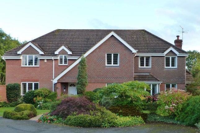 Thumbnail Detached house for sale in Merebrook Close, Malvern