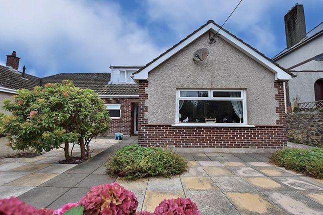 Thumbnail Semi-detached bungalow for sale in Brickhurst Close, Johnston, Haverfordwest