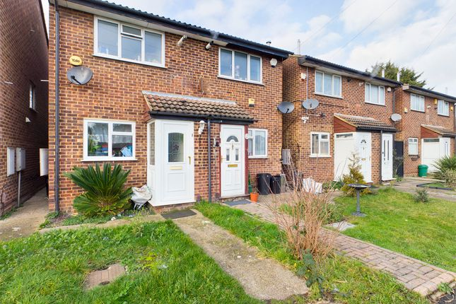 Semi-detached house for sale in Westlands Close, Hayes