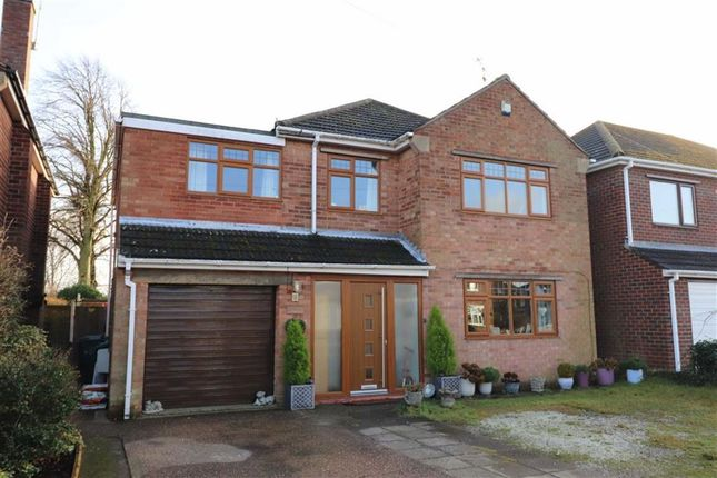 Thumbnail Property for sale in Harewood Crescent, North Hykeham, Lincoln