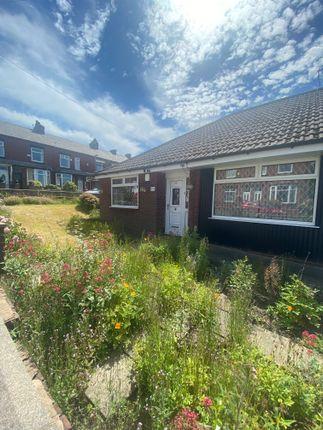 Thumbnail Semi-detached bungalow to rent in Marlborough Road, Royton, Oldham