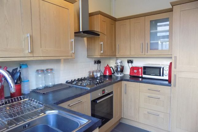 Kitchen of New Street, Aberavon, Port Talbot, Neath Port Talbot. SA12