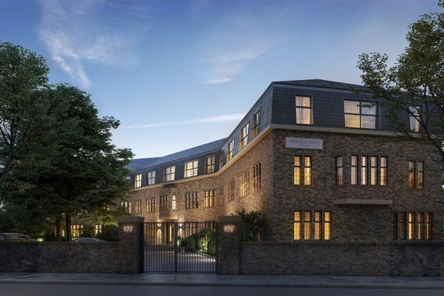 Exterior Cgi of Abbeville Place, Abbeville Road, Clapham, London SW4