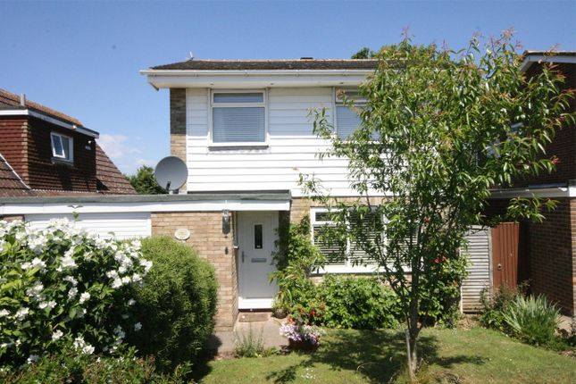 Thumbnail Detached house for sale in Fox Hill, Bexhill-On-Sea