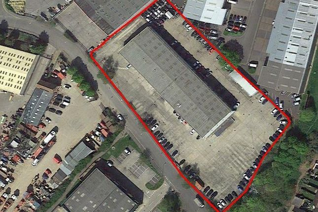 Thumbnail Industrial for sale in Atholl Road, Chelmsford