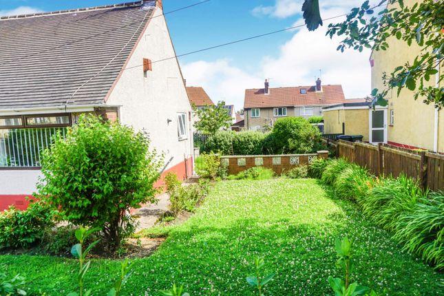 Side Garden of Wedgewood Road, Seaham SR7
