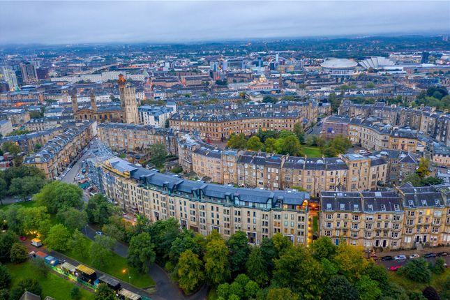 Thumbnail Flat for sale in Plot 85 - Park Quadrant Residences, Glasgow