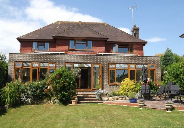 Thumbnail Detached house for sale in Clavering Walk, Cooden, Bexhill-On-Sea, East Sussex