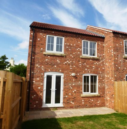 Thumbnail Semi-detached house to rent in Fen Road, Billinghay, Lincoln