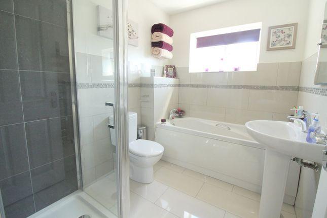 Bathroom of King Harolds View, Portskewett, Caldicot NP26
