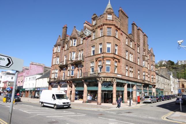 Thumbnail Flat for sale in 3 Argyll Street, Oban