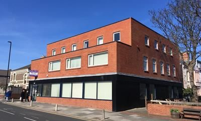 Thumbnail Office for sale in 158 Whitley Road, Whitley Bay, Tyne And Wear