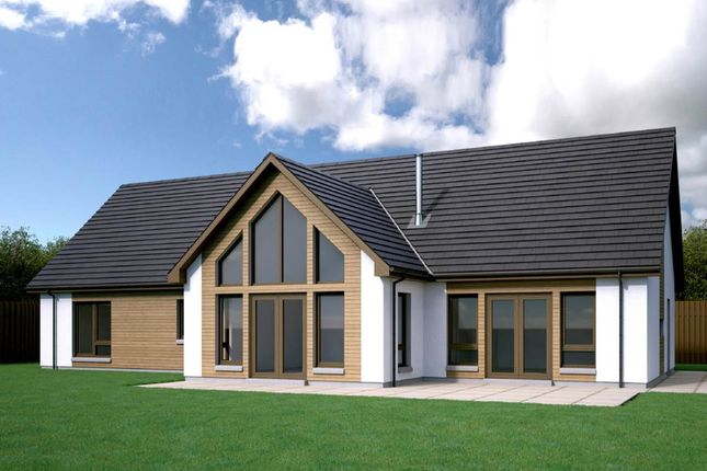 Thumbnail Detached bungalow for sale in Plot 2, Blueton Farm, Greenloaning