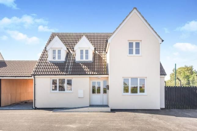 Thumbnail Link-detached house for sale in Feltwell, Thetford, Norfolk