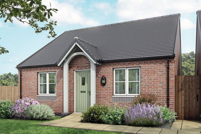 Thumbnail Detached bungalow for sale in Holborn Place, Codnor, Derbyshire