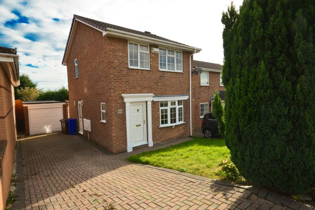 Thumbnail Detached house to rent in Valley Road, Hackenthorpe, Sheffield