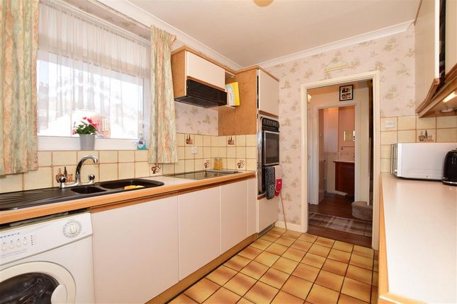 Kitchen of Eagle Close, Larkfield, Aylesford, Kent ME20