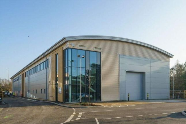 Thumbnail Office to let in 4.11 Frimley 4 Hi Tech, Frimley, Surrey