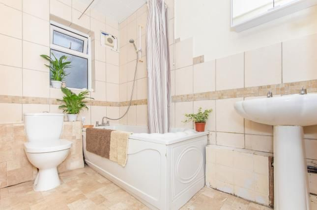 Bathroom of Stonehill Avenue, Birstall, Leicester, Leicestershire LE4